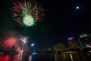 "Orlando Concert Band presents ""Fireworks at the Fountain"""