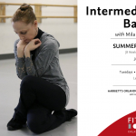 Intermediate Ballet with Mila Makaroff