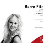 Barre Fitness iwth Tasha Golis