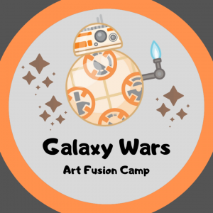 Galaxy Wars (Art Fusion Camp)