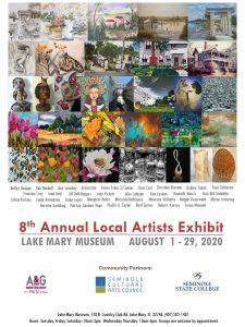8th Annual Local Artists Exhibit