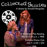 Collected Stories: A Livestream Play Reading