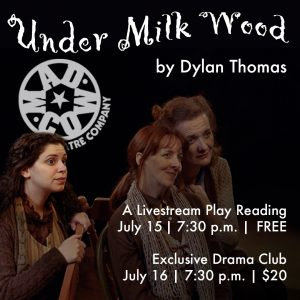Under Milk Wood: A Livestream Play Reading