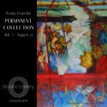 "Osceola Arts ""Works from the Permanent Collection"" Juy 7-August 21"
