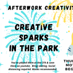 Creative Sparks in the Park - Afterwork Creativity Games for Adults