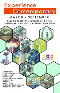 7th Annual Experience Contemporary Exhibit