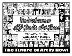 Seminole County AP Studio Art Underclassmen Exhibi...