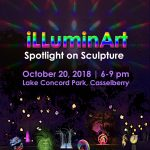 iLLuminART - Spotlight on Sculpture