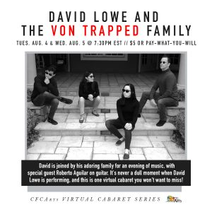 David Lowe and the Von Trapped Family