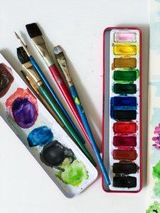 Virtual Event: Watercolor 101