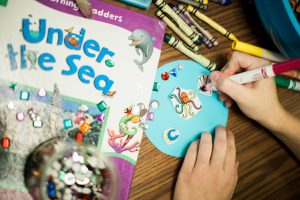 Virtual Event: Under the Sea (Ages 5-9) - Storytim...