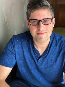 Virtual Event Meet the Author: David James Poissant