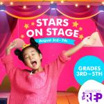 Stars on Stage (3-5 grades)