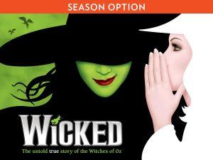 FAIRWINDS Broadway in Orlando Presents Wicked
