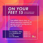 Quarantine 15 - Dance