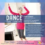 Dance for Seniors