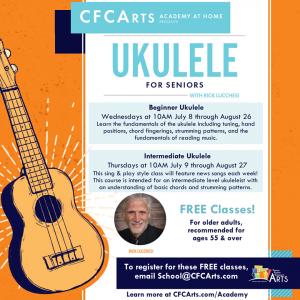 Ukulele for Seniors - Beginner