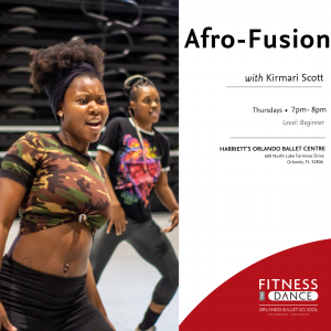 Afro-Fusion Fitness Class