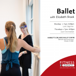 Int. Ballet - Intermediate Ballet
