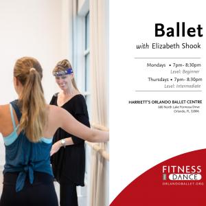 Int. Ballet - Intermediate Ballet