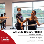 Absolute Beginner Ballet