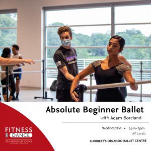 Absolute Beginner Ballet