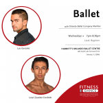 Beginner Ballet with the Orlando Ballet