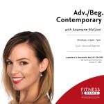 Advanced Beginner Contemporary with the Orlando Ba...