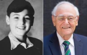 Holocaust Survivor Peter Feigl