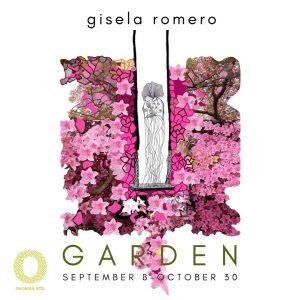 """Garden"" works by Gisela Romero at Osceola Arts Se..."