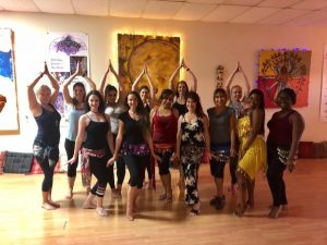 Belly Dance Beginners FIT ONLINE Class