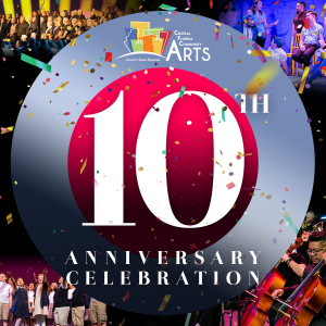 Central Florida Community Arts 10th Anniversary Virtual Celebration