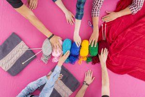 Online Class: Let's Knit Mini Baskets - Confident ...