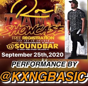 Roc Tha Mic Showcase