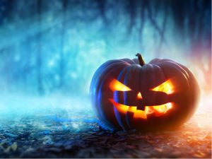 OMA ART ADVENTURES: Halloween Happiness