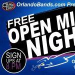 Open Mic Night at t
