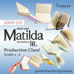 Matilda Jr. Production Class