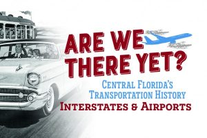 Are We There Yet? Interstates and Airports