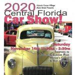 Fall Central Florida Car Show in Historic Cocoa Village