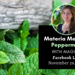 Materia Medica: Peppermint