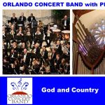 "Orlando Concert Band presents ""God and Country"""