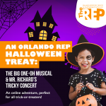 An Orlando REP Halloween Treat