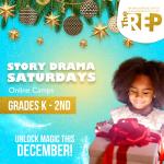 Story Drama Saturdays Online (K-2 grades)