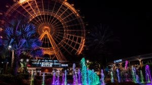 ICON Park offers Spooktacular deal and free light shows in October