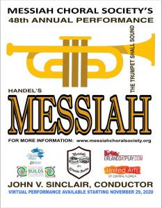 Messiah Choral Society 48th Annual Performance: a ...