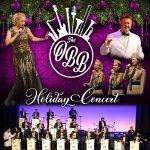 """The Orlando Big Band presents """"Holiday Favorites"""""""