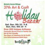 Art & Craft Holiday Bazaar in Historic Cocoa Village
