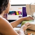 Online Class: Sewing - Hooded Cowl (3-Day)-Intermediate Level