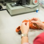 Online Class: Let's Crochet Mini Holiday Stockings-Confident Beginner Level