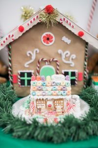 Virtual Event: Gingerbread House